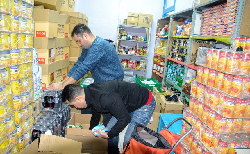 Voluntariado formado para atención en programas de urgencia social