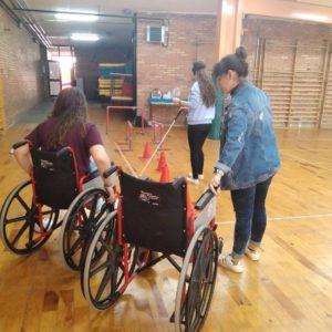 Voluntariado, motor de autonomía para personas con discapacidad