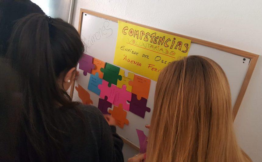 Identificación y certificación de competencias adquiridas en el voluntariado juvenil