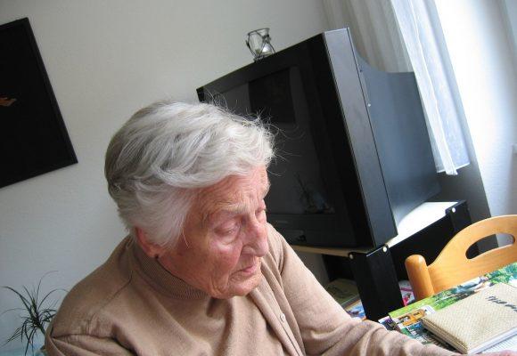 Voluntariado formado; apoyo para personas mayores