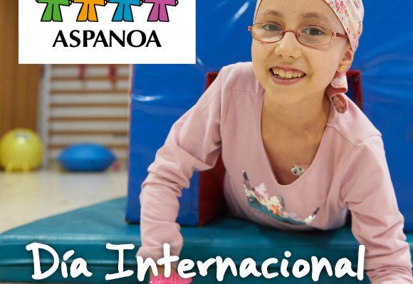 Conmemora con Aspanoa el Día Internacional del Niño con Cáncer