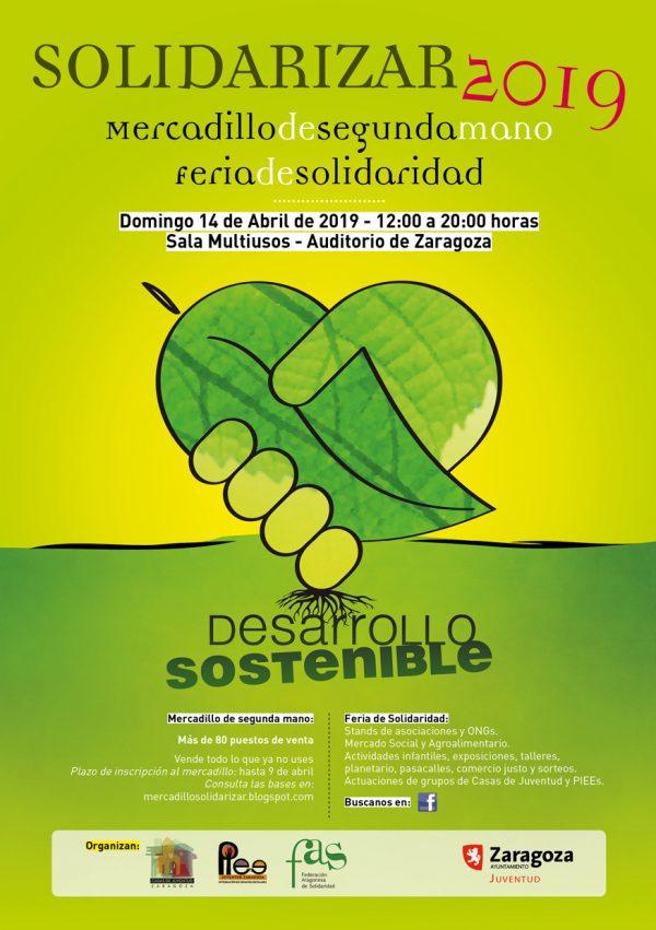 "LLega ""Solidarizar 2019"""