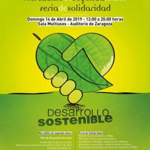 Vente este domingo a Solidarizar 2019