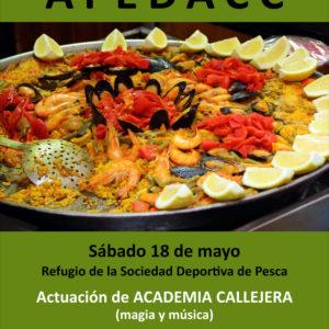 AFEDACC celebra su VIII Jornada de Convivencia