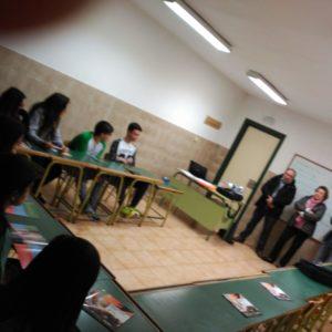 Fin de curso en el Proyecto de Voluntariado Juvenil de Alcorisa