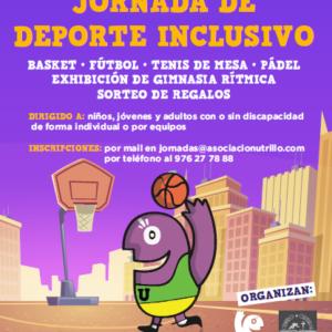 Utrillo organiza una jornada de deporte inclusivo