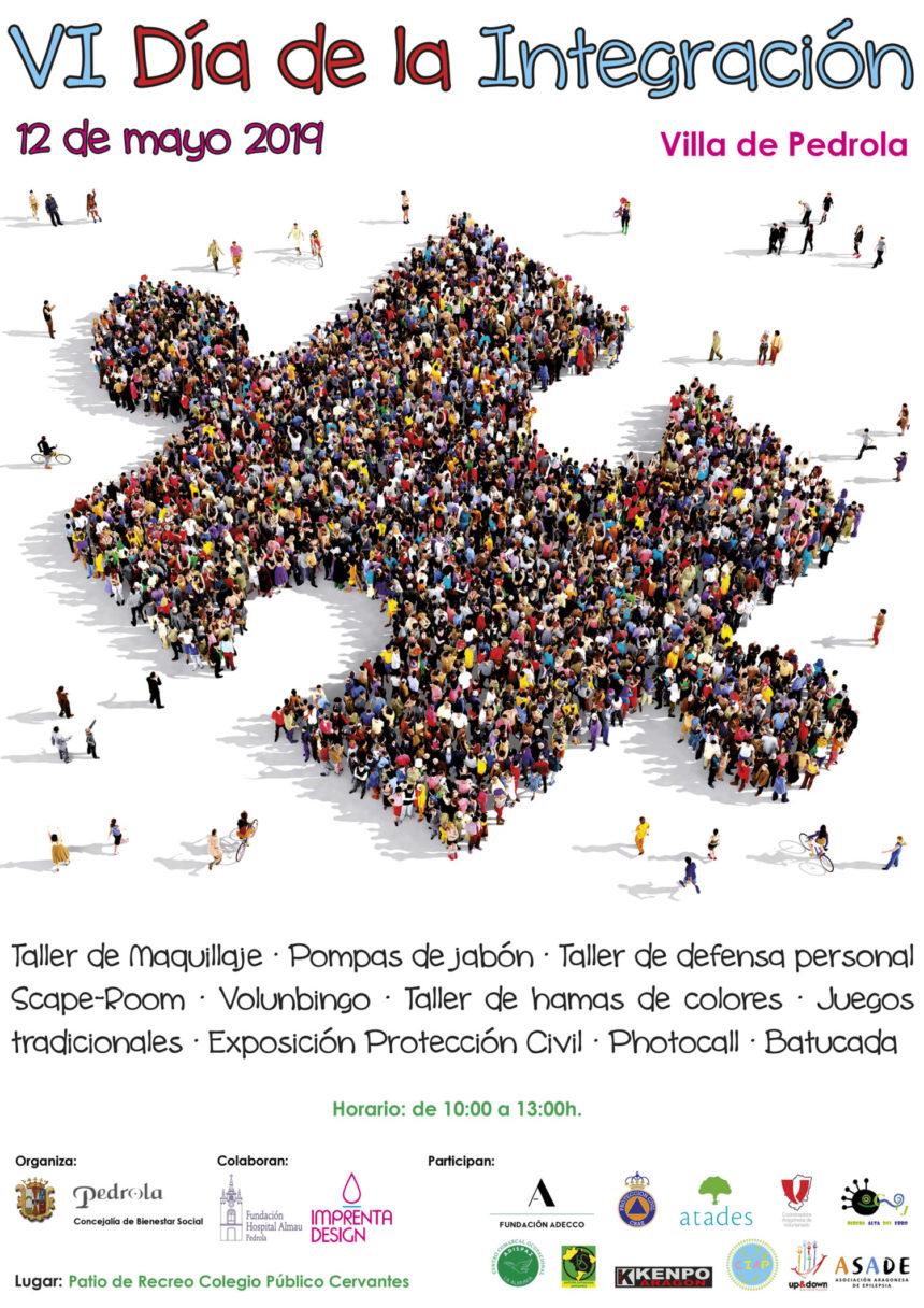 La Coordinadora participa en el VI Día de la Integración de Pedrola
