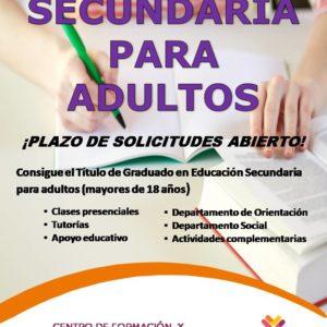 La Fundación Sopeña abre periodo de matriculación de Primaria y Secundaria