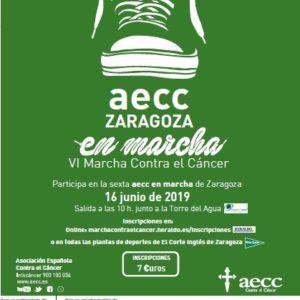 VI Marcha contra el cáncer de aecc