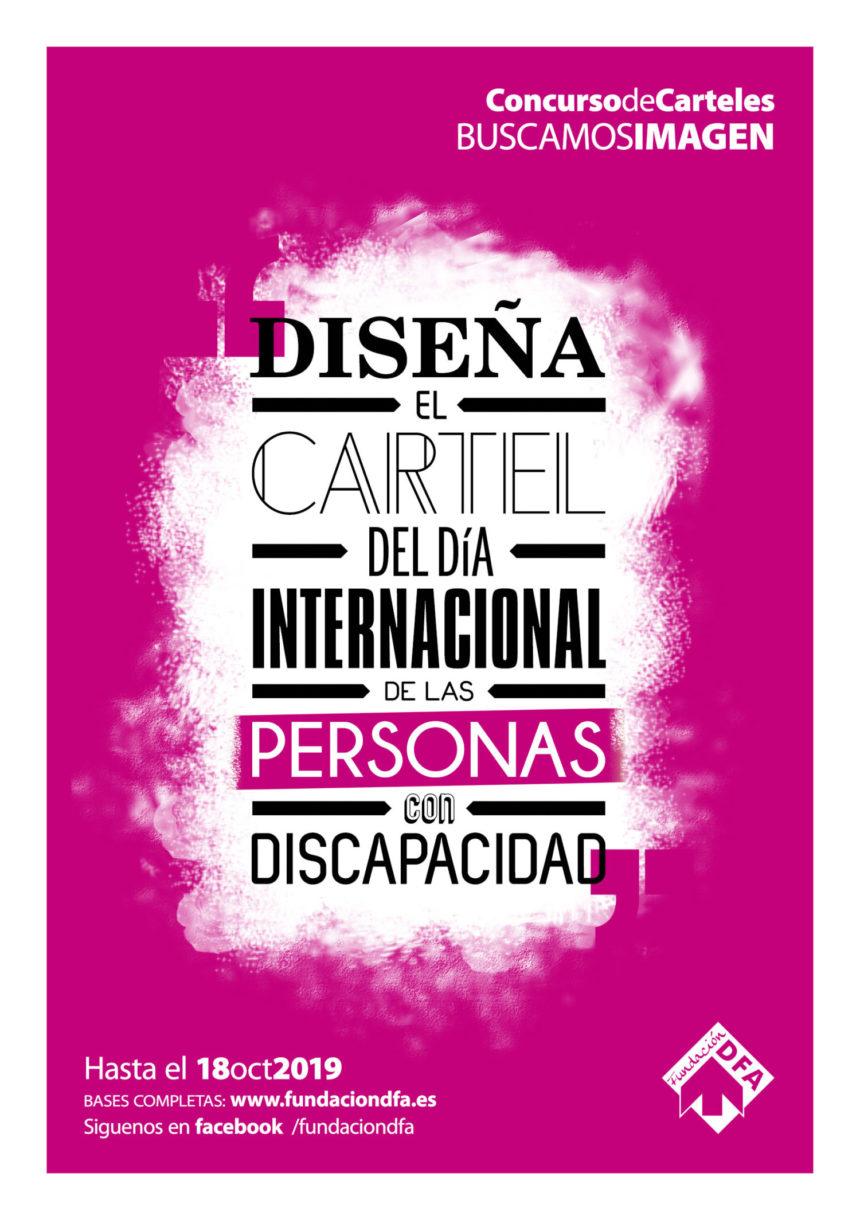 Fundación DFA busca imagen para el Día de la Discapacidad