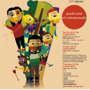 ¡No te pierdas Voluntaria-T!, la feria de Voluntariado de Calatayud