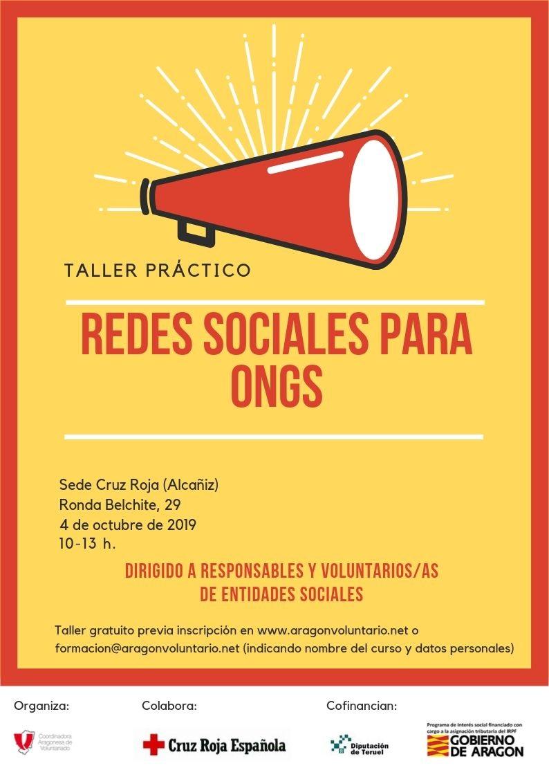 Taller de Redes Sociales en Alcañiz