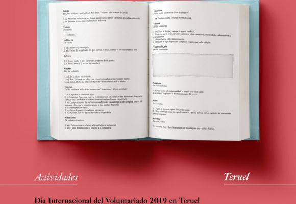 Celebramos el Día Internacional del Voluntariado en Teruel, Andorra y Jiloca
