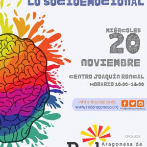 """Jornadas """"Educando en Red: la importancia de lo socioemocional"""""""