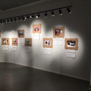 Aún puedes visitar la exposición Ponle Cara al Voluntariado en el Centro Joaquín Roncal