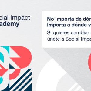 Social Impact Academy, Escuela de Iniciativas para jóvenes (18-25 años)