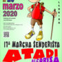 La Marcha Senderista de Atadi será el próximo 28 de marzo