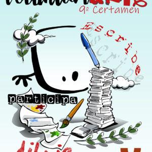 Vuelve Voluntariarte, el concurso de dibujo y relato de la Plataforma de Voluntariado de España