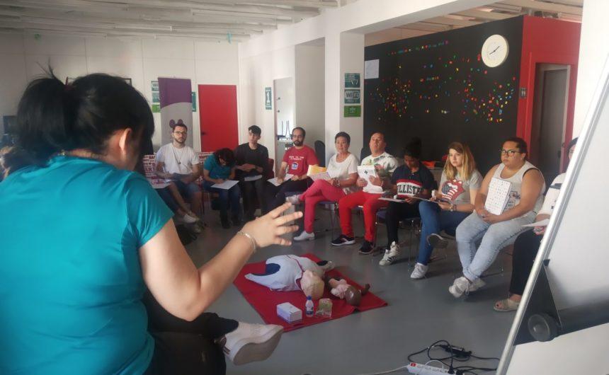 Programa de formación del voluntariado en Zaragoza
