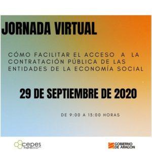 Jornada Virtual sobre contratación pública