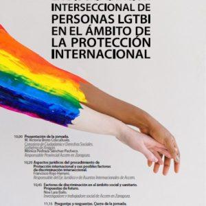 Jornada sobre discriminación de personas LGTBI de Accem