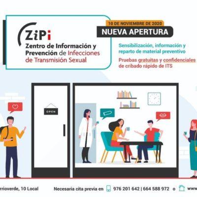 OMSIDA inaugura el Centro ZIPI para informar sobre VIH y otras ITS