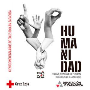 """Ya puedes visitar la exposición """"Humanidad"""" que conmemora los 150 años de Cruz Roja en Zaragoza"""