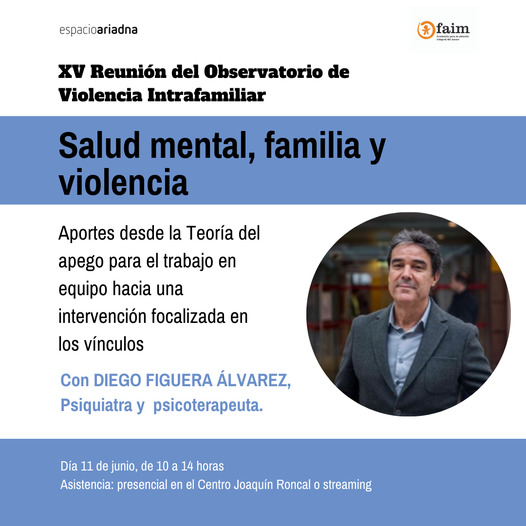 FAIM impulsa la XV sesión del Observatorio de Violencia Familiar
