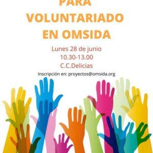 OMSIDA realiza un taller de voluntariado básico