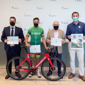 Aecc presenta Aragón Bike