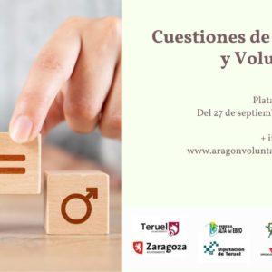 """Taller """"Cuestiones de género y voluntariado"""""""