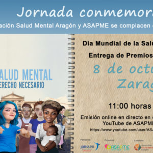 ASAPME celebra el Día Mundial de la Salud Mental