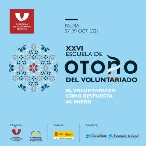 Ya puedes apuntarte a la Escuela de Otoño de voluntariado de la PVE